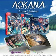 Aokana: Four Rhythms Across The Blue - Limited Edition (Nintendo Switch)