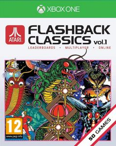 Atari Flashback Collections Vol 1 [EN, FR, IT, DE, ES] (Xbox One)