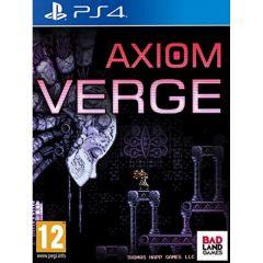 Axiom Verge (PS4)