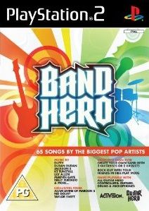 Band Hero - Game Only (PS2)