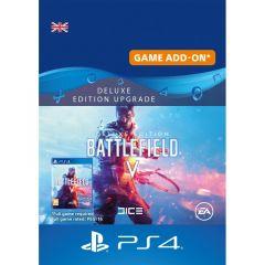 Battlefield V Deluxe Edition Upgrade - Digital Code - UK account