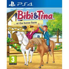 Bibi & Tina at the Horse Farm (PS4)