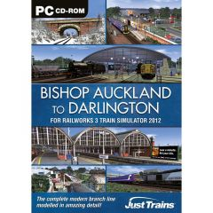 Bishop Auckland To Darlington (PC)