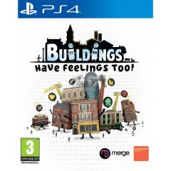 Buildings Have Feelings Too! (PS4)