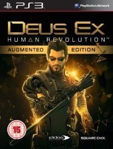 Deus Ex: Human Revolution - Augmented Edition (PS3)