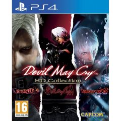 Devil May Cry: HD Collection (PS4)