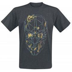 Dishonored 2: Corvo's Mask Gold T-Shirt (M)