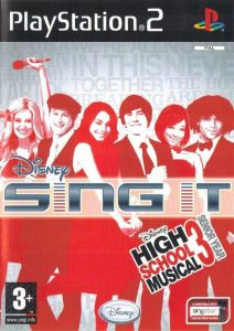 Disney Sing It: High School Musical 3 Senior Year - Game Only (PS2)