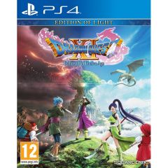 Dragon Quest XI: Echoes Of An Elusive Age [EN/FR] (PS4)