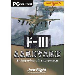F-III Aardvark for FSX (PC)