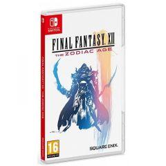 Final Fantasy XII The Zodiac Age (Switch)