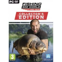 Fishing Sim World Pro Tour Collector's Edition (PC)
