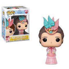 Funko Pop Disney Mary Poppins- Mary Pink Dress