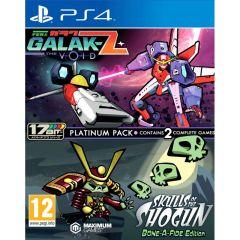 GALAK-Z: The Void / Skulls of the Shogun Bone-A-Fide Platinum Pack (PS4)