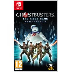 Ghostbusters The Video Game Remastered (Switch)