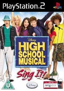 High School Musical - Solus (PS2)