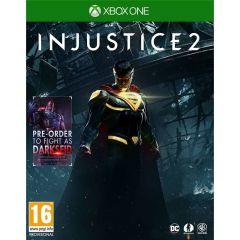 Injustice 2 with Darkseid DLC (Xbox One)