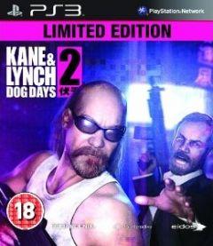 Kane & Lynch 2: Dog Days - Limited Edition (PS3)