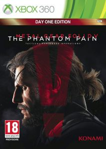 Metal Gear Solid V: The Phantom Pain - Day One Edition (Xbox 360)