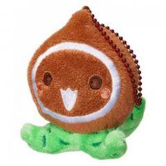 Micro Pachimari Plush - Christmas (Gingermari)