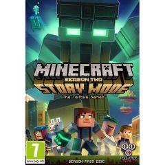 Minecraft: Story Mode - Season 2 Pass Disc (PC)