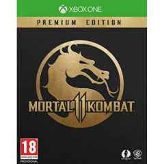 Mortal Kombat 11 Premium Edition (Xbox One)