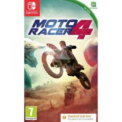 Moto Racer [Code In A Box] (Switch)