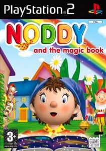 Noddy & The Magic Book (PS2)