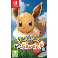 Pokemon: Let's Go Eevee! (Switch)