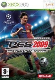 Pro Evolution Soccer 2009 (Xbox 360)