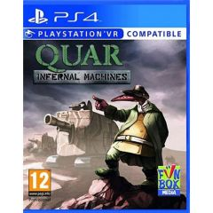 Quar! Infernal Machines (PS4 PSVR)