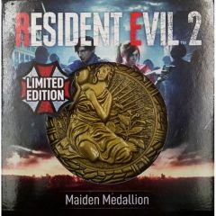 Resident Evil 2 Limited Edition Maiden Medallion