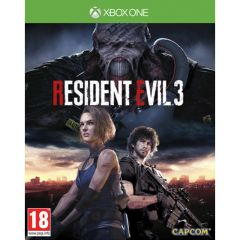 Resident Evil 3 with Lenticular Sleeve (Xbox One)