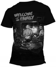 Resident Evil 7 Welcome to the Family T-Shirt - large