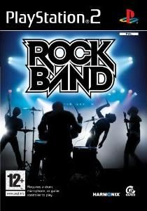 Rock Band - Game Only (PS2)