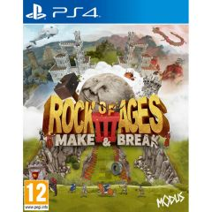 Rock of Ages 3: Make & Break (PS4)