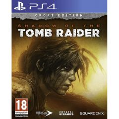 Shadow of the Tomb Raider - Croft Edition (PS4)