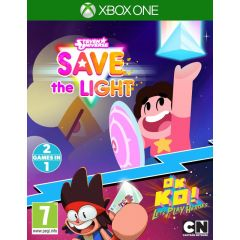 Steven Universe: Save the Light & OK K.O! Let's Play Combo Heroes Combo Pack (Xbox One)