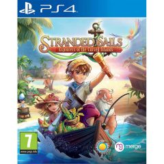 Stranded Sails: Explorers Of The Cursed Islands (PS4)