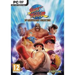 Street Fighter: 30th Anniversary Collection (PC)