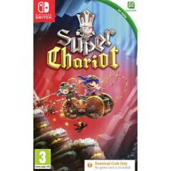 Super Chariot [Code In A Box] (Switch)