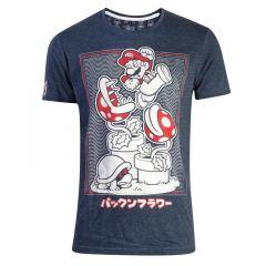 Super Mario Bros. Piranha Plant T-Shirt - Extra Extra Large