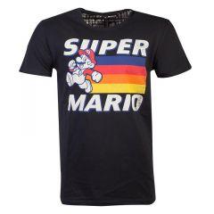 Super Mario Bros. Running Mario T-Shirt - Extra Extra Large