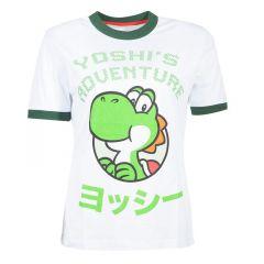 Super Mario Bros. Yoshi Adventure T-Shirt - Small