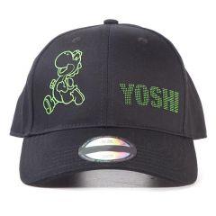 Super Mario Bros. Yoshi Dots Adjustable Cap