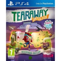 Tearaway: Unfolded - Messenger Edition (PS4)