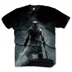 The Elder Scrolls: Skyrim - Dragonborn Tshirt (S)