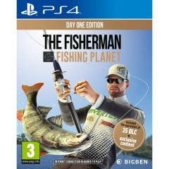 The Fisherman - Fishing Planet Day One Edition (PS4)