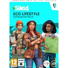 The Sims 4 – EP 9: Eco Lifestyle Expansion Pack (PC)