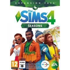 The Sims 4 - Seasons Expansion Pack 5 (PC)